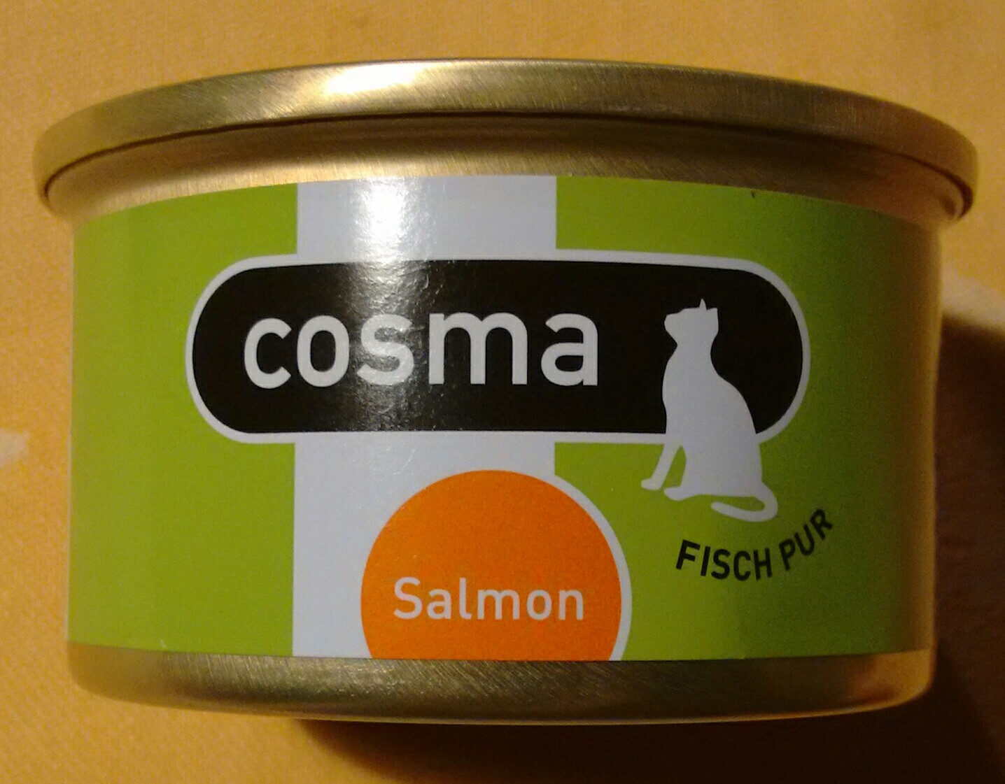 Cosma Salmon Fish pur - Product - fr