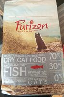 Dry cat food fresh-Caught Fish - Produit