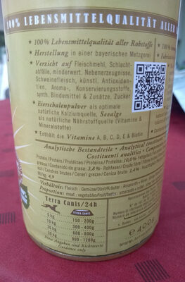Kaninchen - Ingredients - de