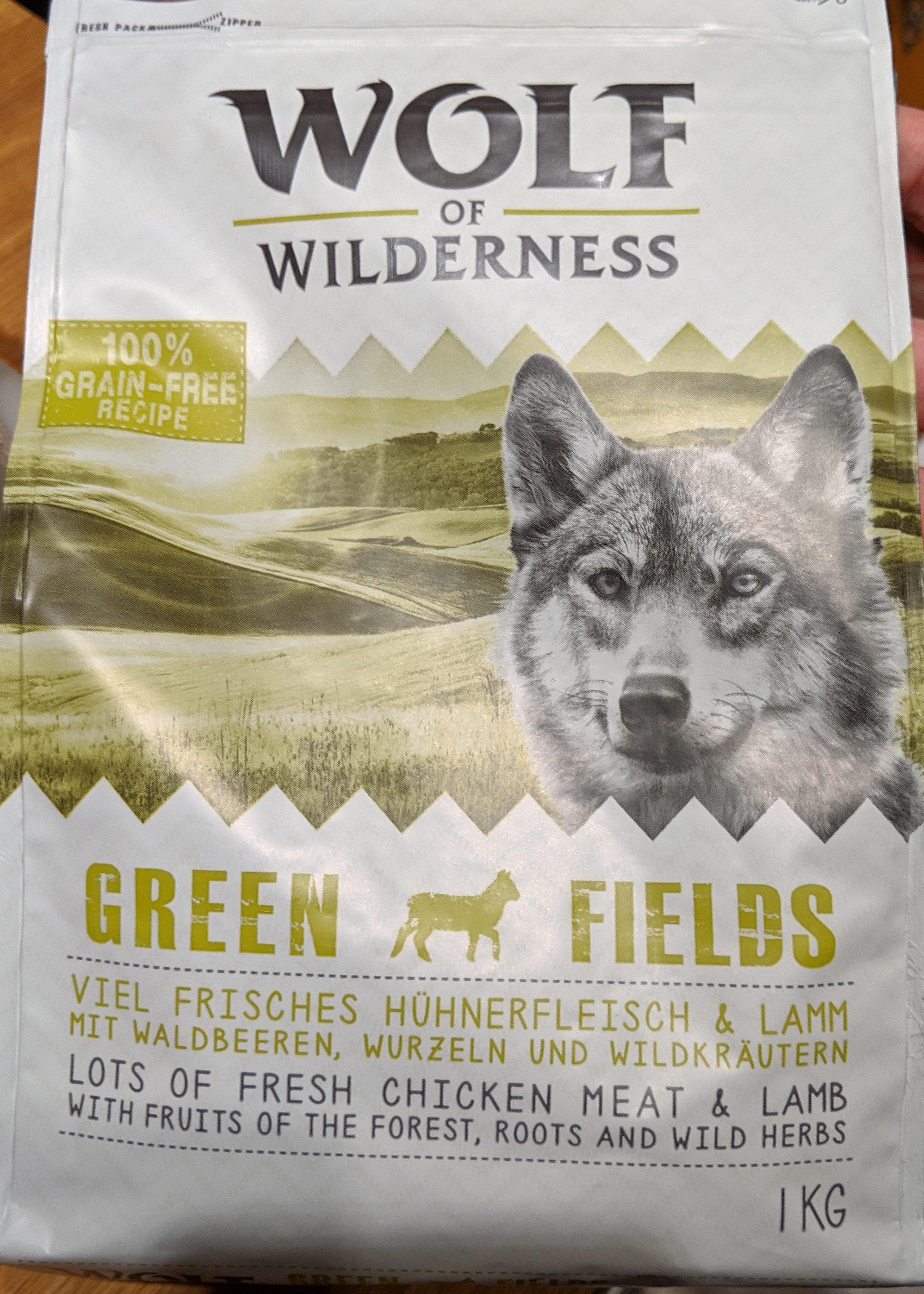 Green Fields - Product - en