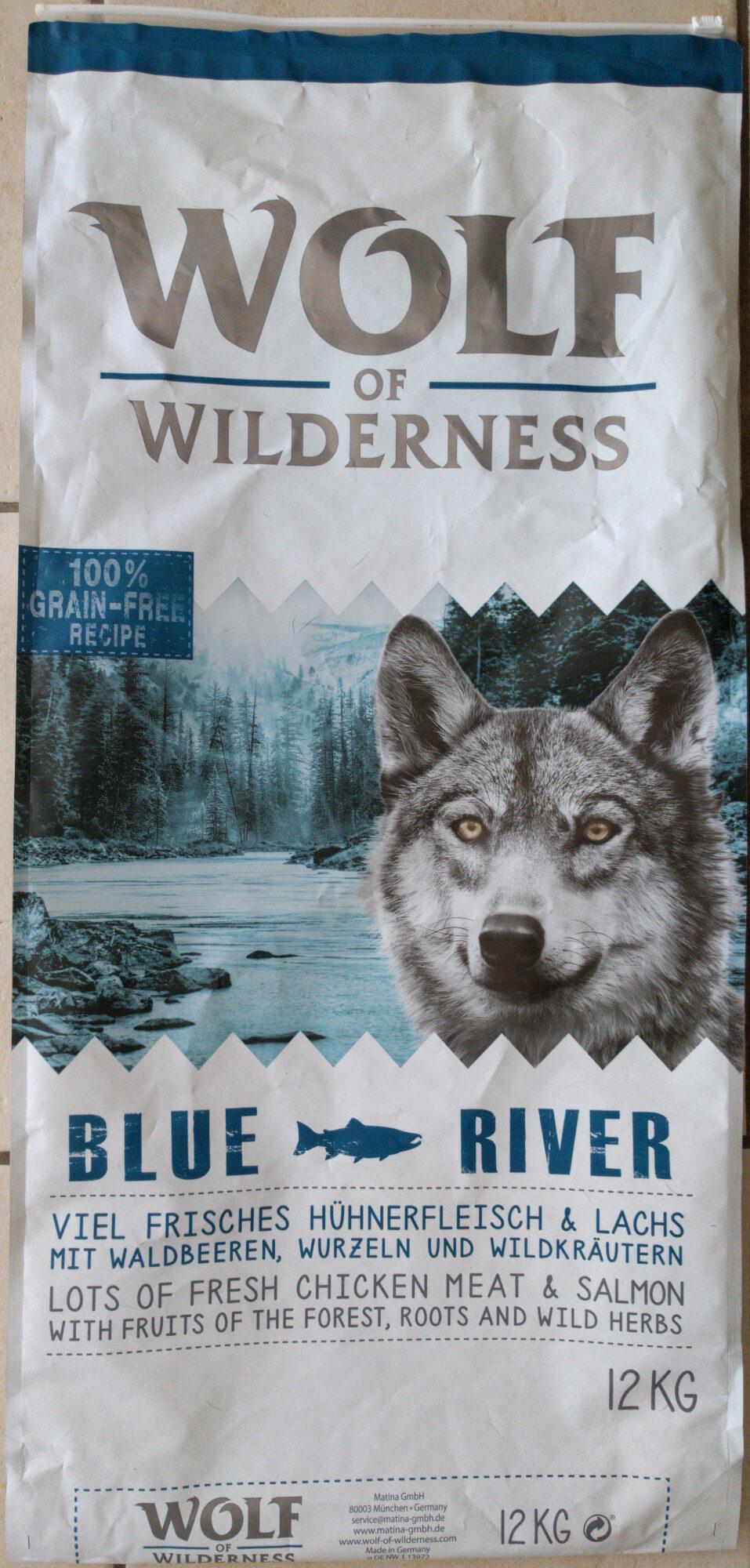 Wolf of Wilderness - Produit - fr