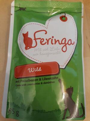Feringa Mit viel Liebe wie hausgemacht! Wild - Product - fr