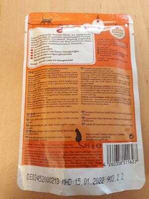 Feringa Mit viel Liebe wie hausgemacht! Ente & Lamm - Product - fr