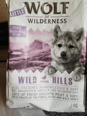 Wolf of wilderness - Product