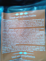 wild freedom - Nutrition facts