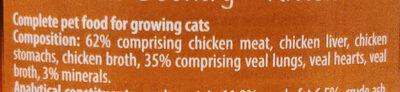 Wide Country - Kitten - Ingredients - en