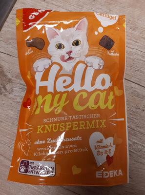 Katzen Knuspermix - Product - de