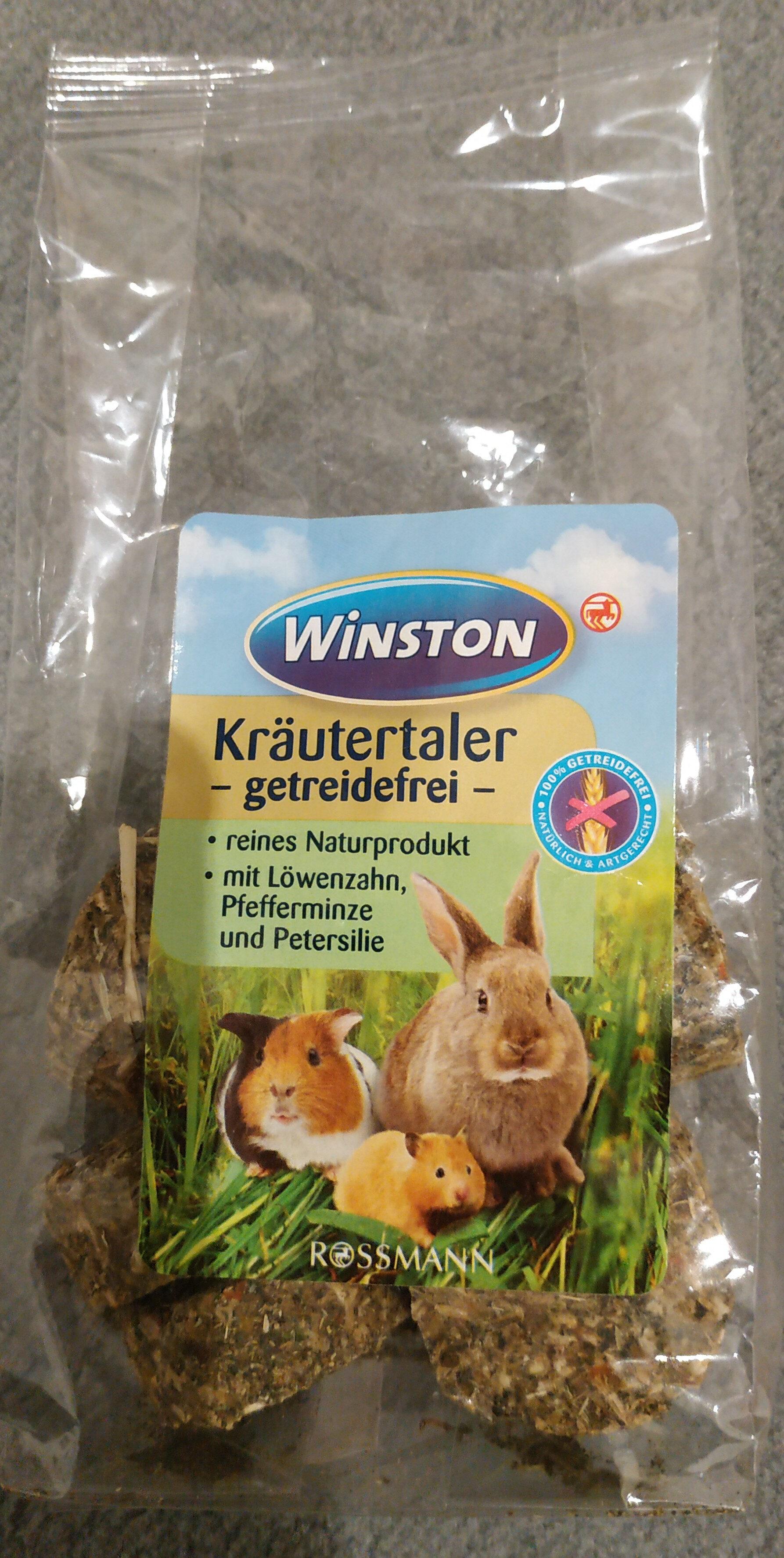 Kräutertaler -getreidefrei- - Product