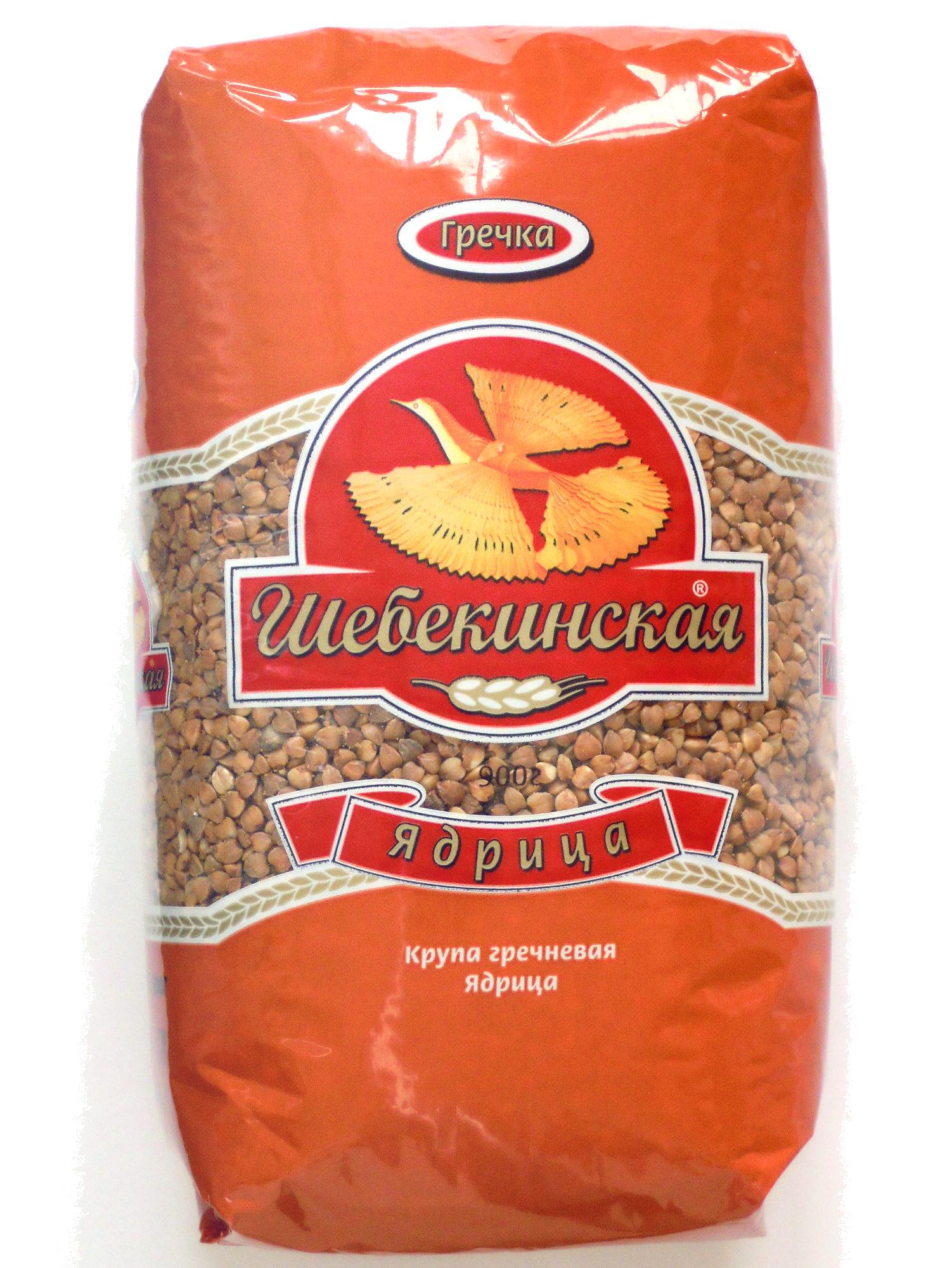 Гречка ядрица - Product - ru