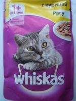Рагу Whiskas с курицей для кошек от 1 года - Product