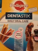 Pedigree - Friandises Dentastix Pour Chien De Moyenne Taille - X56 - Product - fr
