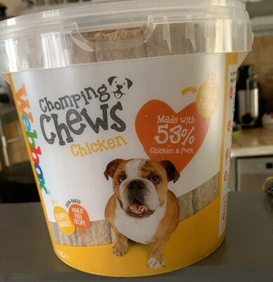 Chomping Chews Chicken - Product - fr