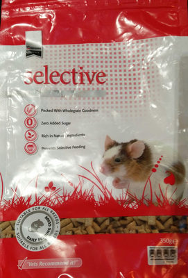 Supreme science selective  for mice - Product - fi