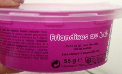 Friandise au lait - Product