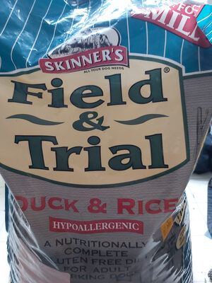 Field & Trial: Duck & Rice - Product