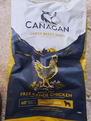 canagan free range chicken - Produit - fr
