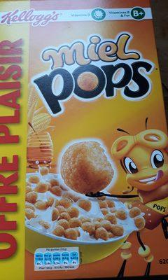 miel pops - Product