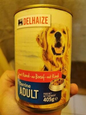 Terrine pour chien - Product - fr