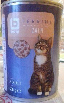 Terrine saumon - Product