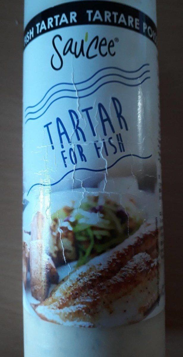 Tartar for fish - Product