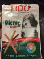 Picnic Festival - Product