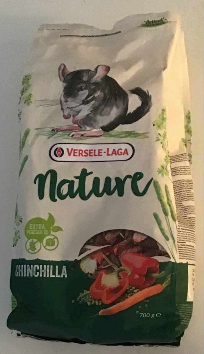 Alimention nature pour chinchilla - Product - fr