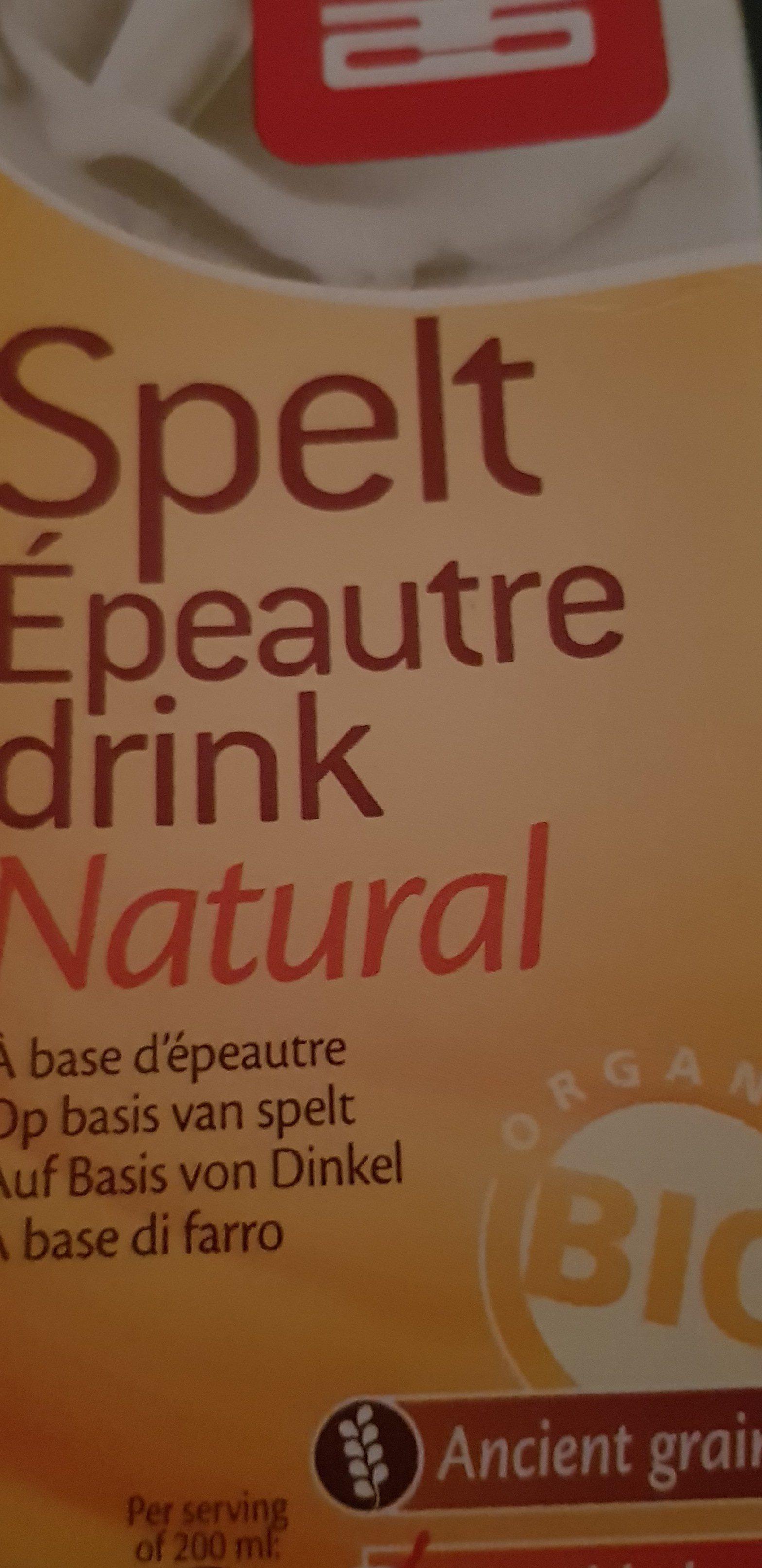 lait d epautre - Product - fr