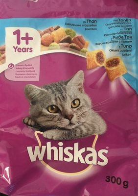 Whiskas + 1 years - Product