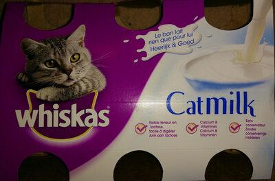 Lait pour chats et chatons - Product - fr