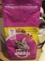 Whiskas Kattenvoer Adult Kip-groenten - Produit - fr