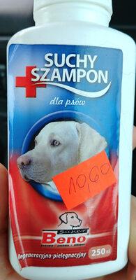Suchy szampon dla psów - Product - pl