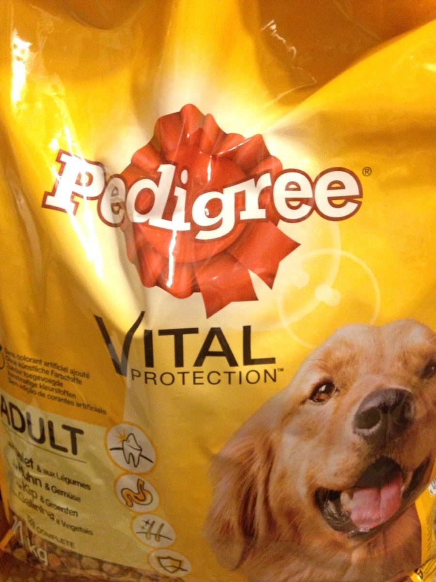 10KG Pedigree Volaille Adulte - Product