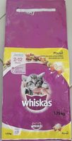 Whiskas - Croquettes Junior Au Poulet Pour Chaton - 1,75KG - Product - fr