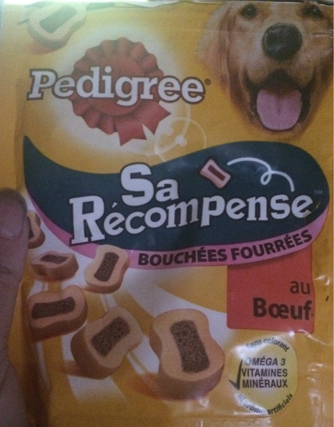 Sa récompense - Product - fr