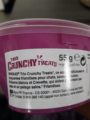 Crunchy treats - Ingredients
