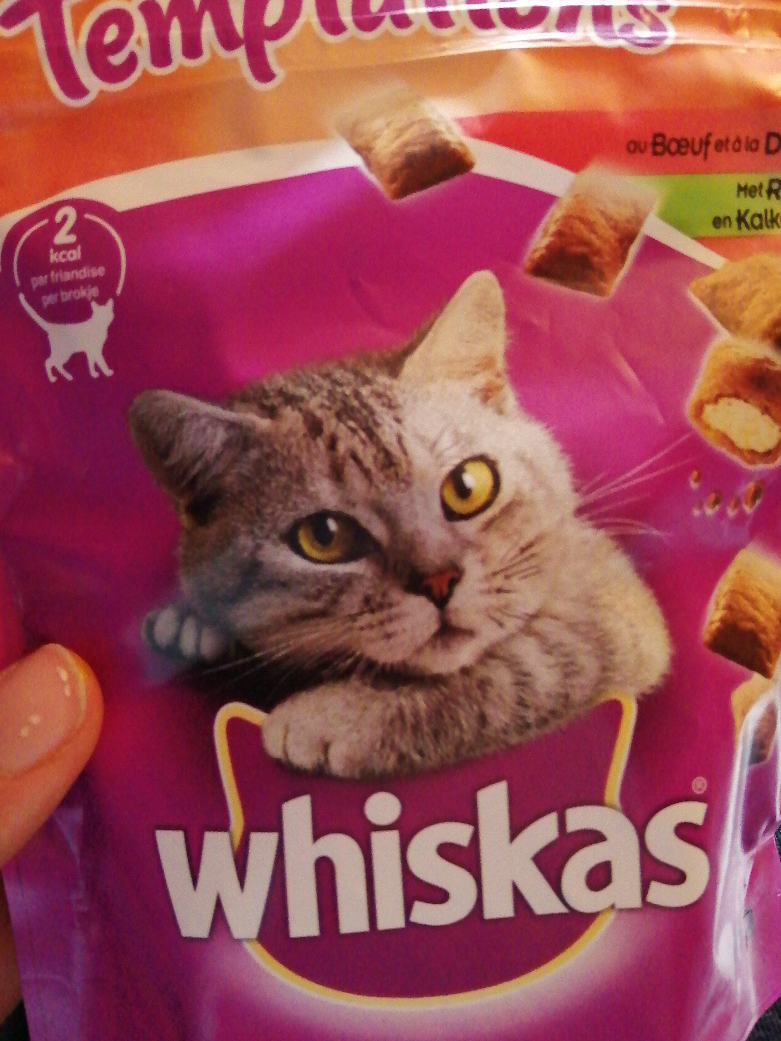 Whiskas temptation - Product