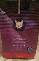 Croquettes chat stérilisé - Product