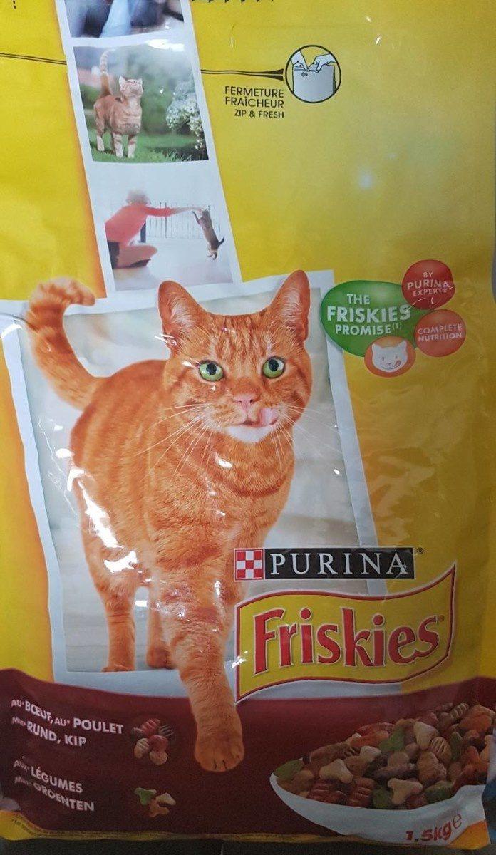 Friskies 1 5Kg Chat Boeuf, - Product - fr
