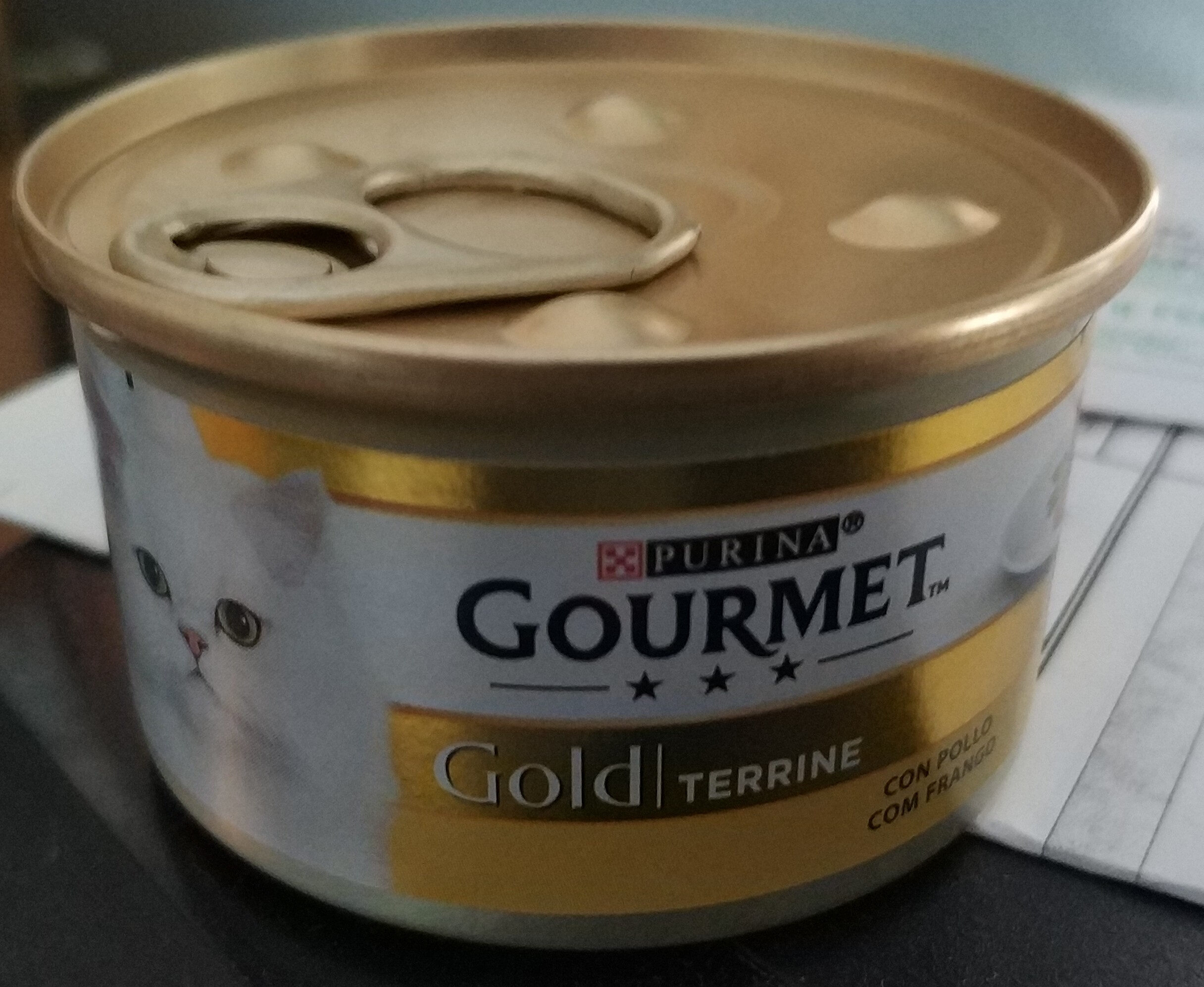 Gourmet gold terrine - Product - es