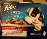tendres effilés délicieux duos - Product