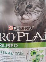 Croquette pour chat STERILISED au lapin, 3kg - Produit