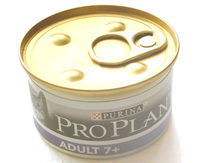 Pro Plan Adult 7+ «Мусс с тунцом» - Product