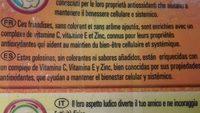 Delizioso Sticks pour lapin - Ingredients