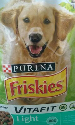 4KG Friskies Light Chien Purina One - Product