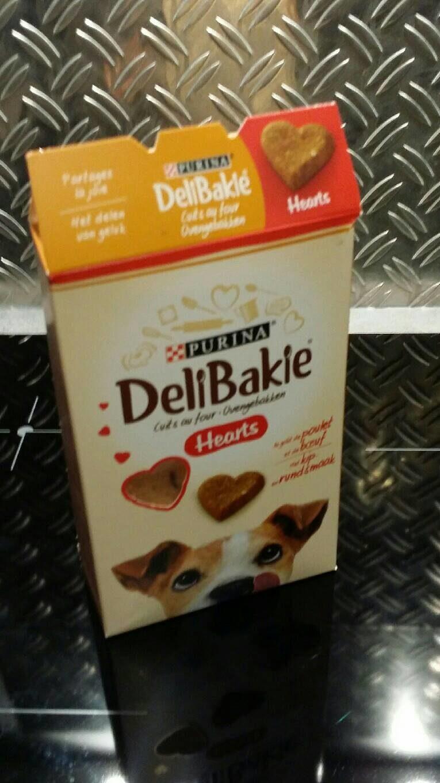 350G Delibakie Hearts Fido - Product