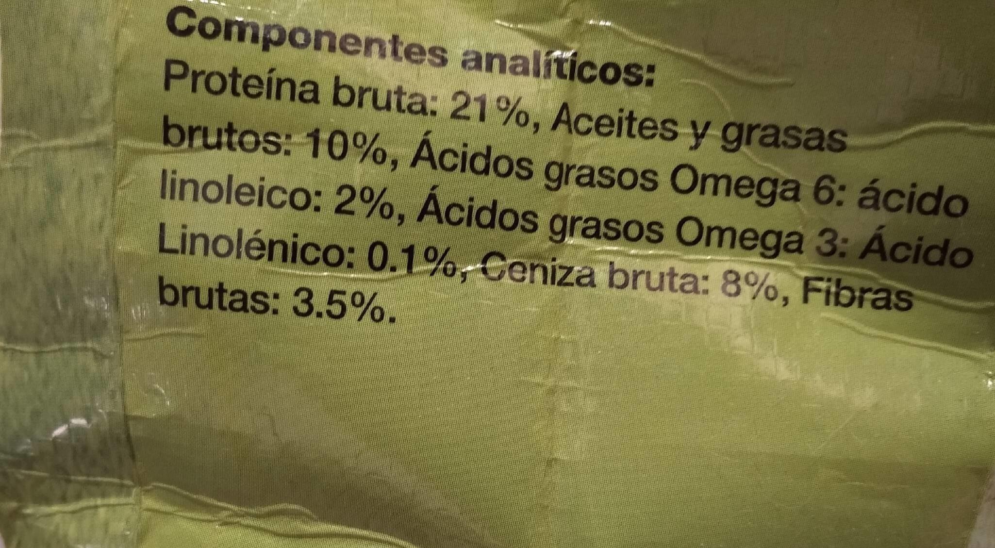 Friskies Alimento Perro Vitafit Complete - Nutrition facts - fr