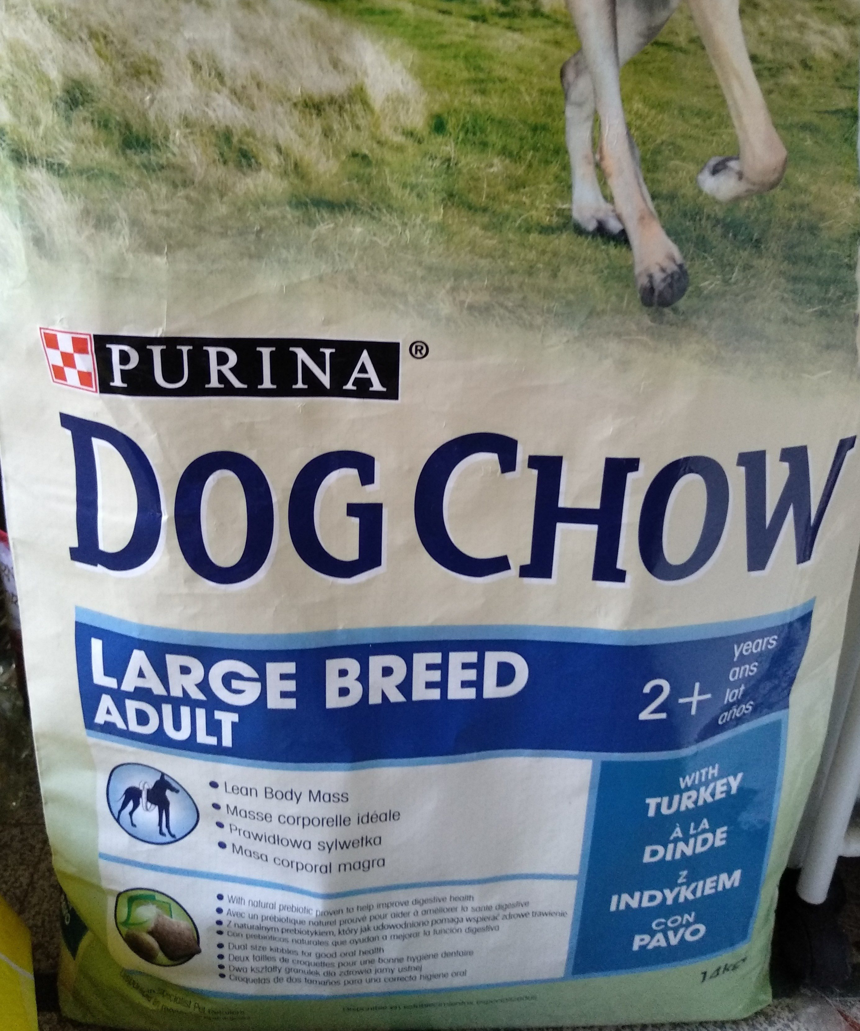 Dog Chow Large Breed Adult - Product - fr
