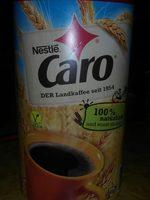 Carokaffee - Product