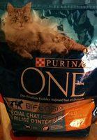 Croquettes chat stérilisé d'interieur - Product