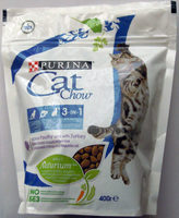 Cat Chow 3-in-1 - Product - ru